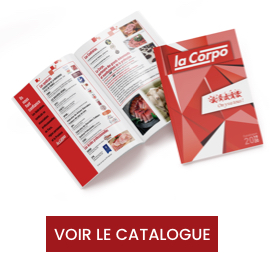 catalogue La Corpo